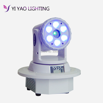 RGBW Stage Light Beam/wash Lighting with Green Laser Spot Light Sound Light Stage Christmas Party