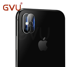 GVU 0.15MM Camera Len Film Tempered Glass For iPhone X Camera Glass Protector For iPhone X Camera Lens Tempered Glass