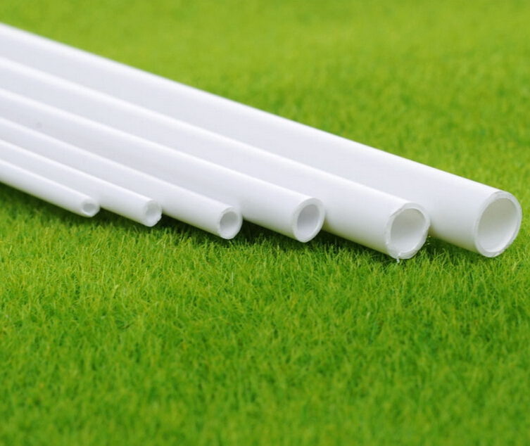 Dia 2mm-10mm mm ABS plastic round tube pipe model making scenery architectural constructions models scenery image