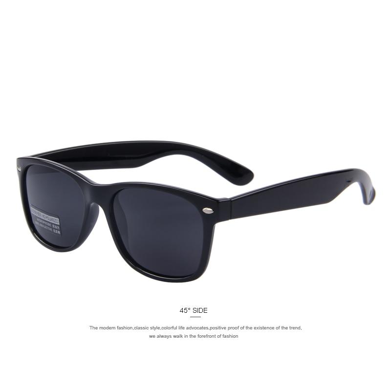 MERRYS Män Polariserade Solglasögon Klassiska Män Retro Nitter - Kläder tillbehör - Foto 3