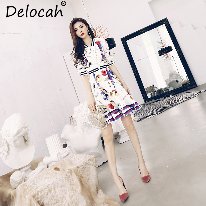 457996a1de47c Delocah-2018-Automne-Femmes-Robe -Fashion-Designer-Manches-Longues-Coeur-Vintage-Imprim-Mince-A-ligne-Mini.jpg