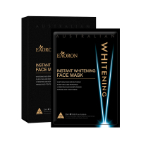 5pcs/box Eaoron Instant Whitening Face Mask Australia Hottest Product Now Minimize dark spots Soothes out fine lines