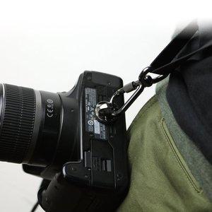 Image 5 - High Quality Focus F 1 Quick Carry Speed Sling soft Shoulder Sling Belt Neck Strap For Camera DSLR Black