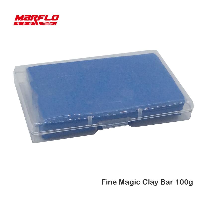 MARFLO 1pc Magic Clay Bar Clean Clay Bar Auto Detailing
