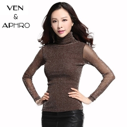 Va women blouses long sleeve turtleneck winter elegant women blouse fashion women tops big plus size.jpg 250x250