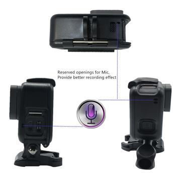 Suptig для GoPro аксессуары защитная рамка чехол для видеокамеры корпус чехол для GoPro Hero2018 Hero5 6 Hero 7 черная Экшн-камера 4