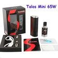 100% cigarro eletrônico mods smokjoy 65 w 3000 mah talos mini kit 65 w caixa mod vaporzier Talos mini box mod kit para E cig AA