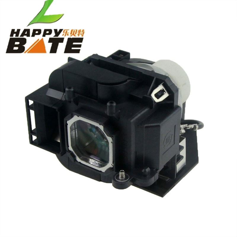 Совместимость NP23LP Лампы проектора для NP-P401W/P451W/P451X/P501X/PE501X с жильем happybate