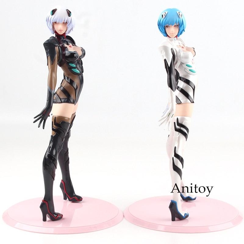 Аниме Фигурка Ayanami Rei рисунок Евангелион EVA Rei Ayanami перестроить Евангелиона PVC Фигурки Модель игрушки