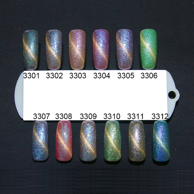 Elite99 Gel Lack Nagellack UV Hybrid Nail art Maniküre Nägel Extensions 10ML Vernis Chameleon Katze Augen UV Gel polnisch