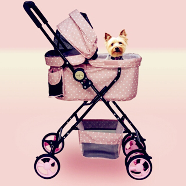 Dog Pushchair For A Small Dog