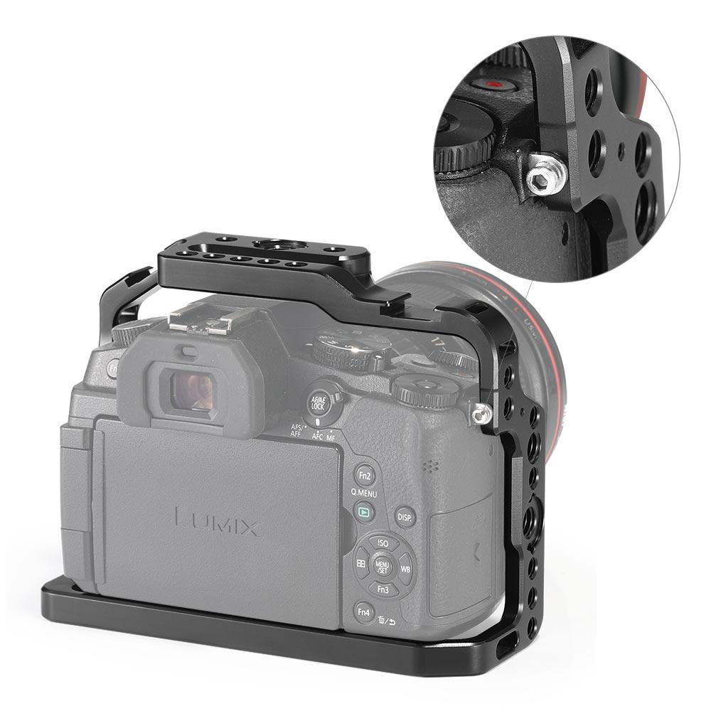 Jaula SmallRig para jaula multifunción Panasonic Lumix DMC-G85 / G80 - Cámara y foto - foto 5
