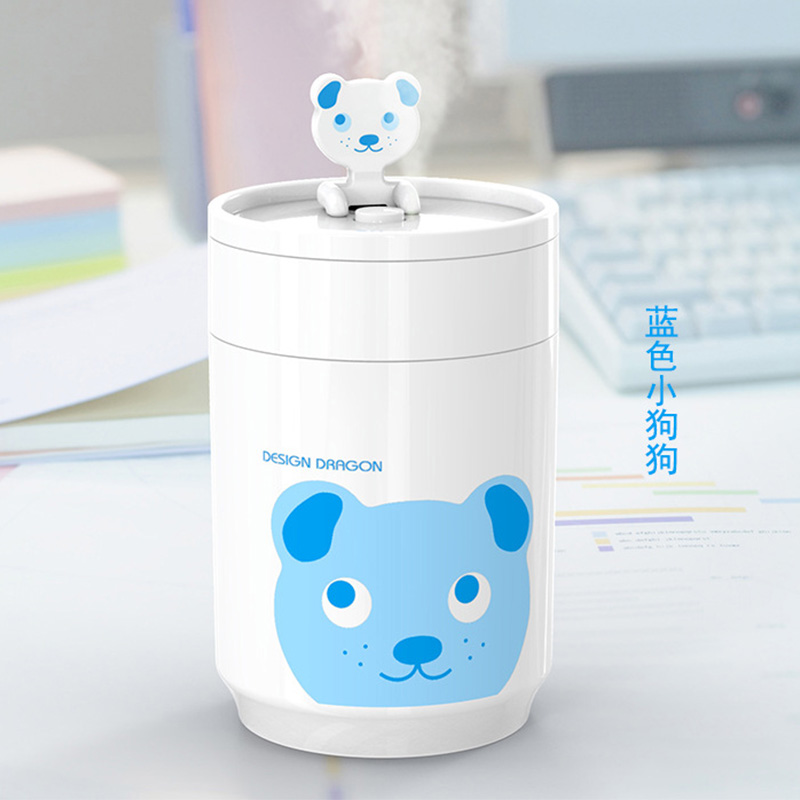 ITAS3318 Cartoon Mini USB humidifier car air humidifier small household humidifier OEM OEM gift wholesale клаксон oem 12v 3 22 air raid