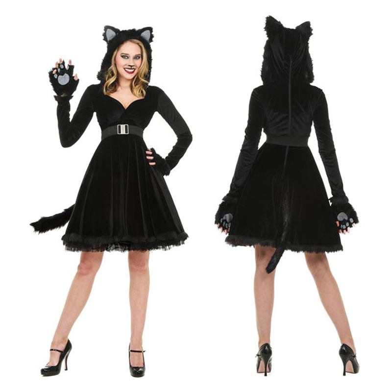 TITIVATE Hot Sale Sexy Black Teddy Bear Costume For Adult Cat Women Halloween Costumes for Women Cosplay Masquerade Fancy Dress on Aliexpress.com | Alibaba ...  sc 1 st  AliExpress.com & TITIVATE Hot Sale Sexy Black Teddy Bear Costume For Adult Cat Women ...
