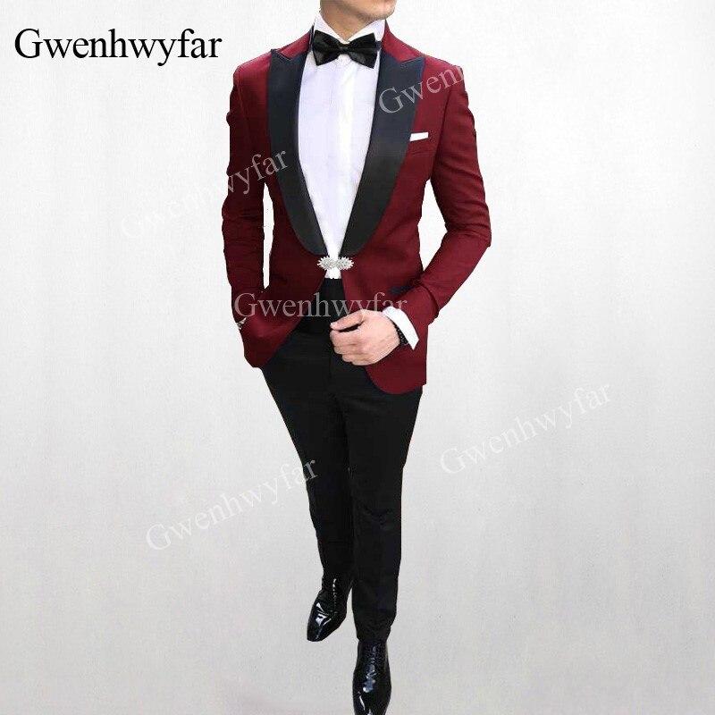 Green Fumer v Blazer navy purple G burgundy Veste Ensembles Partie Costumes  De Mode Pantalon grey Mariage ... acf0bcaf501