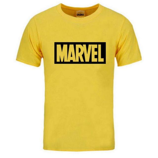 Marvel Short Sleeve T-shirt (23 Designs) 5