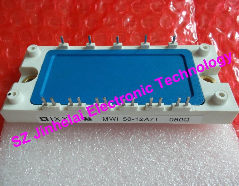 MWI50-12A7T IXYS IGBT MODULE 50pcs tip107 to 220