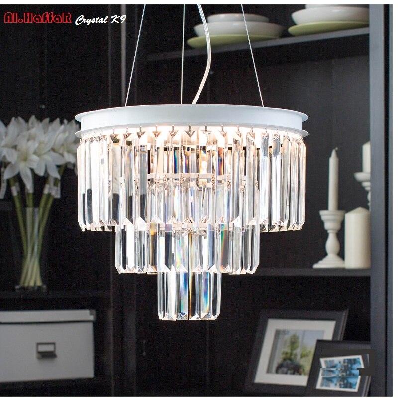 modern crystal pendant lighting. modern led pendant lights hanging lamp dining room living crystal light lamps lustre lighting h