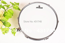 Snare drum 13″*5″ Stainless material Body Percussion Musical instruments Free Shipping
