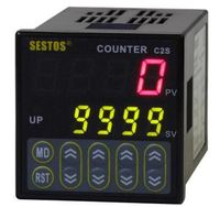 SESTOS Digital Counter Industrial Tact switch OMRON 12 24V