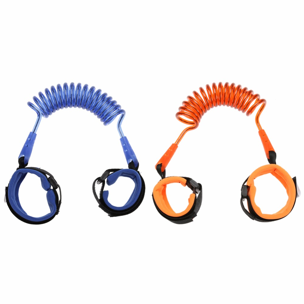 Toddler Baby Kids Safety Harness Child Leash Anti Lost Wrist Link Adjustable Traction Rope Bracelet Baby
