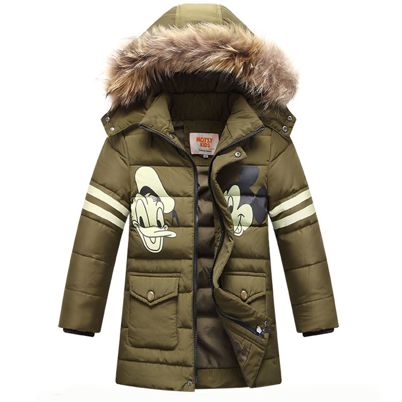 Aliexpress.com : Buy 2016 children's winter jackets For Boy Casual ...