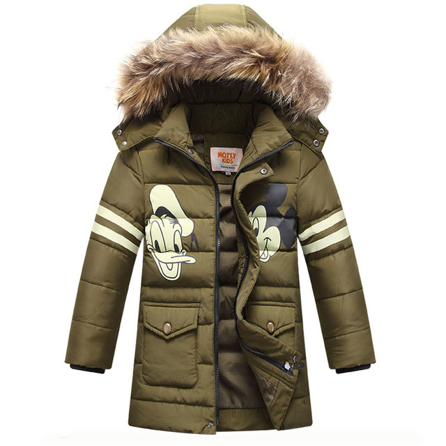 eab0ae549 2016 children s winter jackets For Boy Casual Kids Winter Jacket ...