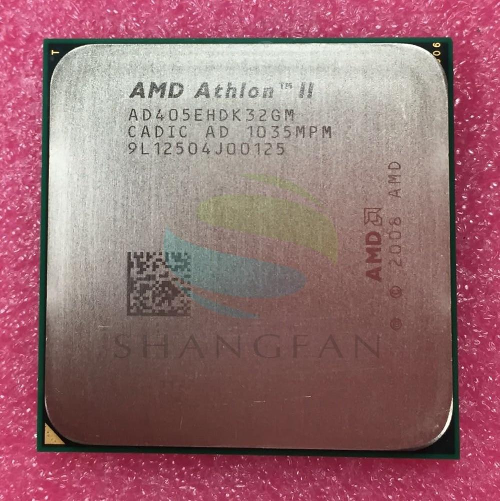 AMD Athlon II X3 405e 2.3 GHz Triple-Core CPU Processor AD405EHDK32GM Socket AM3