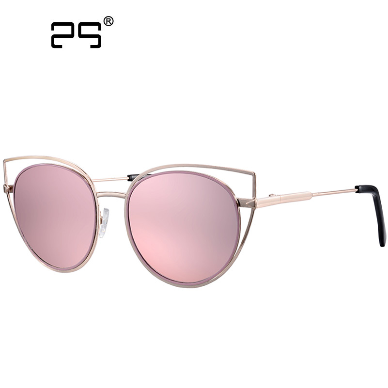 COLECAO Cat eye Sunglasses Women Fashion Designer 2017 ...