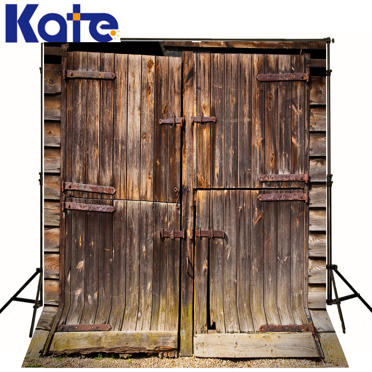 KATE Photography Backdrops Wooden Door  Backdrop Vintage Wood Backdrop Children Photo Background for Newborn Photography Studio kate photo background wedding backdrop pink photography backdrops vintage wood floor background for photography studio