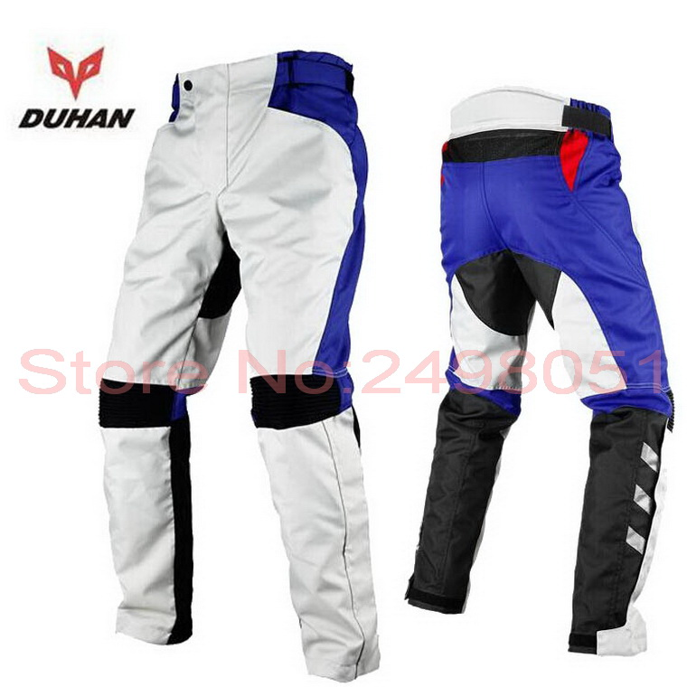 DUHAN  Motorcycle racing suits DK-015 Men's cross country Motorbike Rally Pants Moto Riding trousers  made of Oxford cloth 2015 new duhan dk 018 moto pants motorcycle jeans off road motorcycle riding pant drop resistance external protective gear