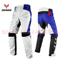 DUHAN Motorcycle racing suits DK 015 Men's cross country Motorbike Rally Pants Moto Riding trousers made of Oxford cloth