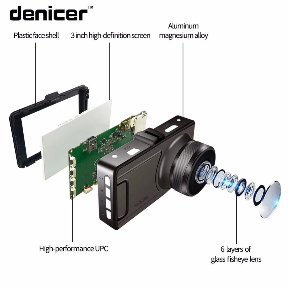 US $77 06 |Car DVR Camera Novatek 96655 Full HD 1080P Dash Camera 30Fps  Video Registrator Car 170 Degree Dash Cam Night Vision Recorder Car-in
