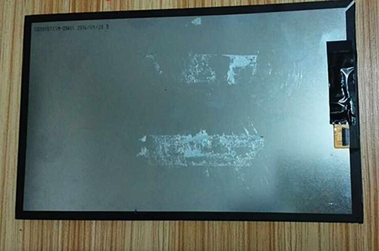 10.1 lcd screen SQ101Q331M-D9401 for CIGE A5510 lcd screen Free Shipping
