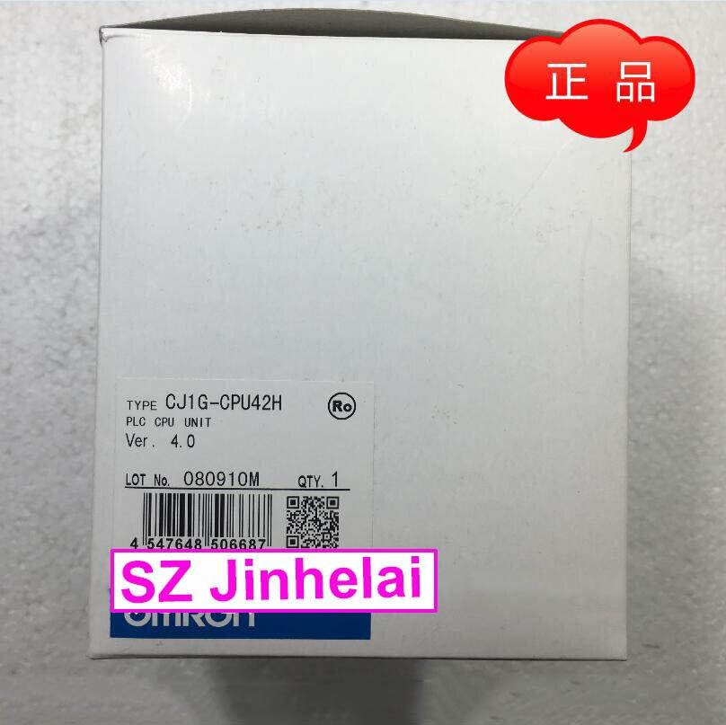 New and original CJ1G-CPU42H OMRON PLC CPU UNIT original cqm1h cpu21 omron cpu unit cpu module