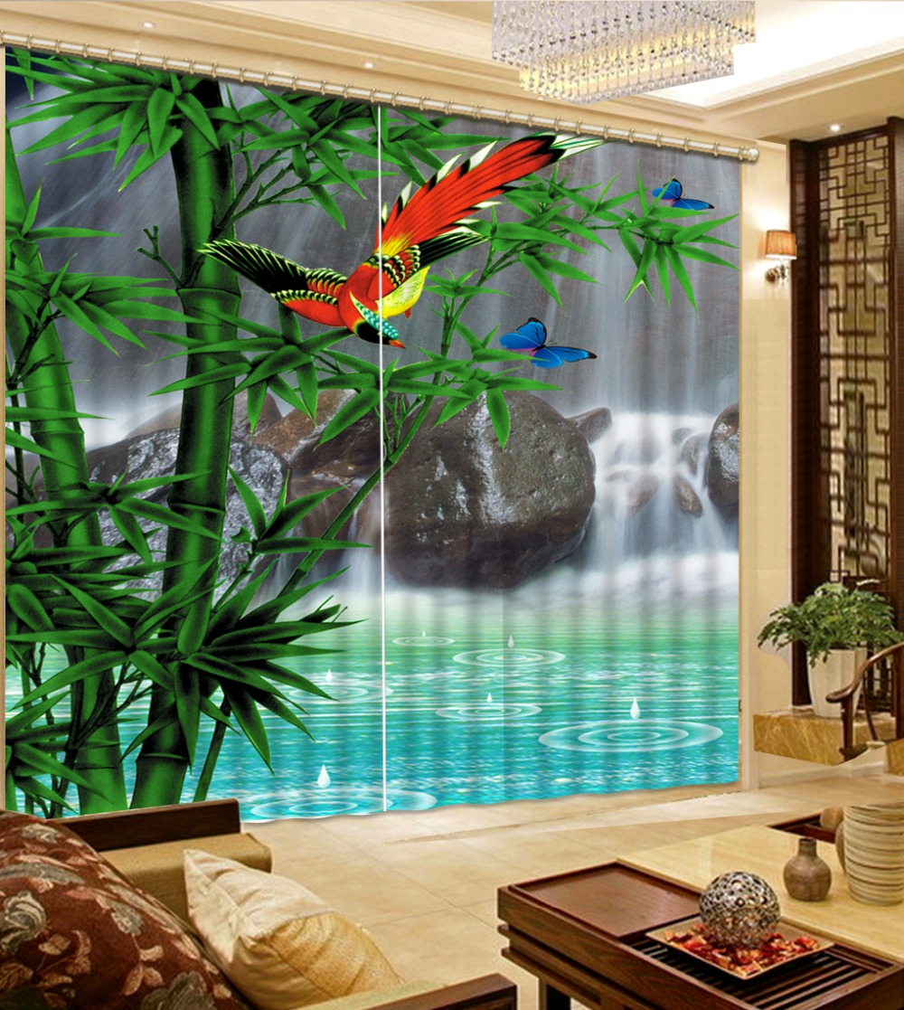 NoEnName_Null 3D Printing Curtains Quality Blackout Cortians Full Light Shading Bedroom Livng Room Curtains Cortina  CL-D051NoEnName_Null 3D Printing Curtains Quality Blackout Cortians Full Light Shading Bedroom Livng Room Curtains Cortina  CL-D051
