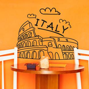 envo libre lolitavinyl italia arte mural etiqueta de la pared tatuajes de pared de diseo del