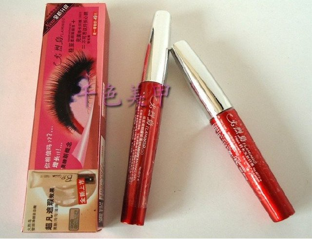 Eyelash Extension New Arrivals Freeshipping 6pcs/lot Eyelash Creams Eyelash Extension Flamingo Waterproof Mascara Makeup
