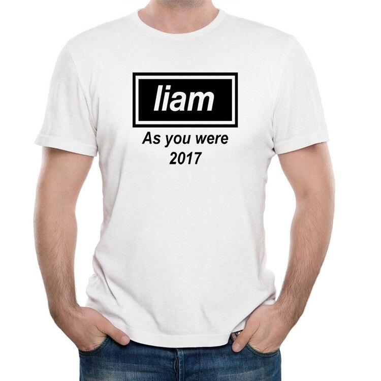 LIAM PAYNE As You Were US Tour and Concert New Mans Unique Cotton Short Sleeves O-Neck T Shirt