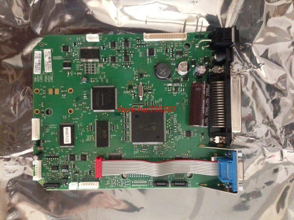 high quality original mother board main logic board for zebra GX420T barcode printer motherboard mainboard