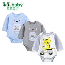 Newborn Body Suit Jumpsuit Outfit Infant Bodysuit Baby Boy Long Sleeve Bodysuit Clothes For Baby Girl Bodi Costumes For Babies