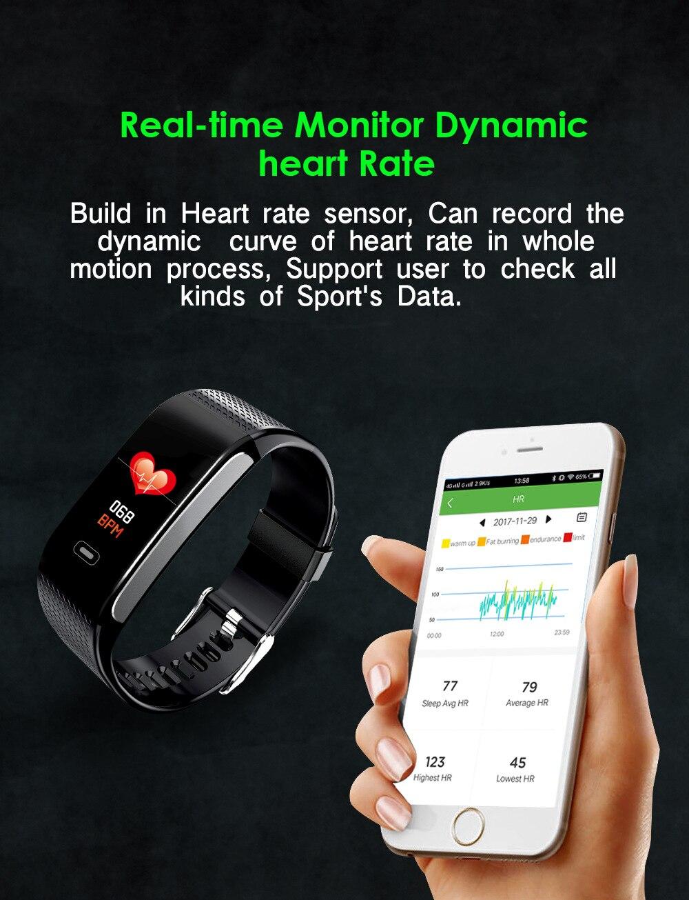 92a8220b6d03 Aliexpress.com  Comprar Posicionamiento GPS Smart relojes hombres reloj  deportivo Mujer salud pulsera inteligente reloj Top marca de lujo pareja  impermeable ...