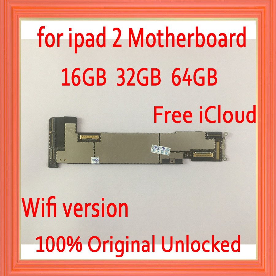 16GB / 32GB / 64GB for ipad 2 Motherboard with IOS System,Original unlocked for ipad 2 Mainboard with Clean iCloud16GB / 32GB / 64GB for ipad 2 Motherboard with IOS System,Original unlocked for ipad 2 Mainboard with Clean iCloud