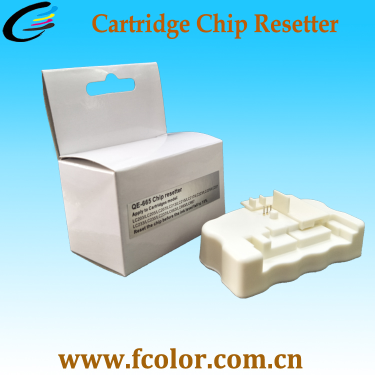 Chip Resetter for SureColor P6000 P7000 P8000 P9000 Reset Printer Ink Cartridge Chip to Refill inks