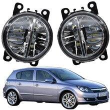 Per Opel Astra G H 1998-2010 Auto Luce 4000LM/Set H11 HA CONDOTTO LA Luce di Nebbia DRL Daytime Corsa e Jogging lampada 12 V 6000 K Bianco 2 Pezzi