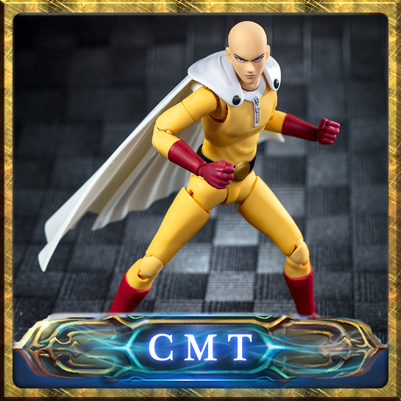 все цены на CMT Instock Dasin Model DM One Punch Man S.H.Figuarts SHF PVC Action Figure Anime Toys Figure онлайн