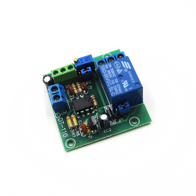 DC 5/12/24V 1-Ch Circuit Modifications Voltage Comparator LM393N Remote Control Lahore