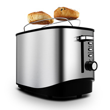 Hot dog toaster 7 timing gear with rack grill breakfast machine 800W sandwich toaster reheat defrost cancel Fxunshi MD-403