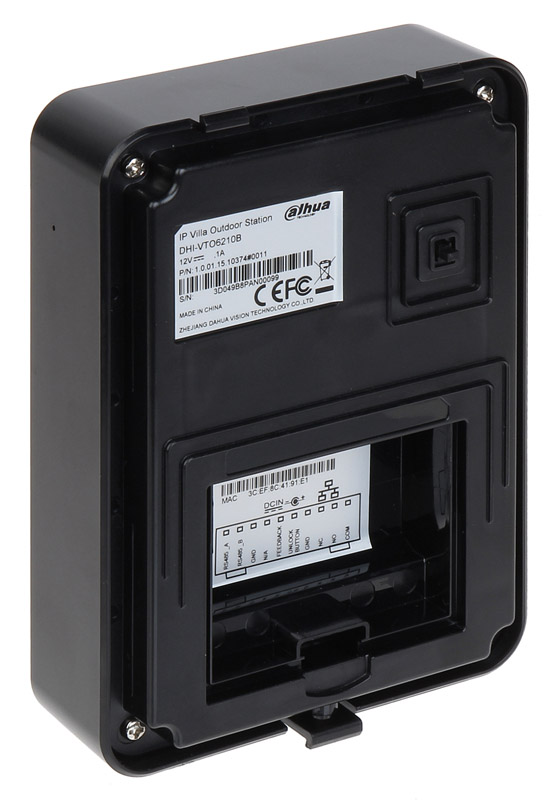 Original english POE IP Video Intercom system Indoor color Monitor DH-VTH1510CH with IP Villa Outdoor Station DH-VTO6210B kit
