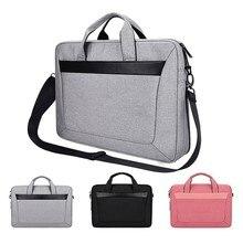 Men/Women Notebook Shoulder Bag 13.3 14.1 15.4 15.6 inch Sleeve Case Bag for MacBook Air Pro Retina 12 13 15 Handbag Cover 2019 все цены